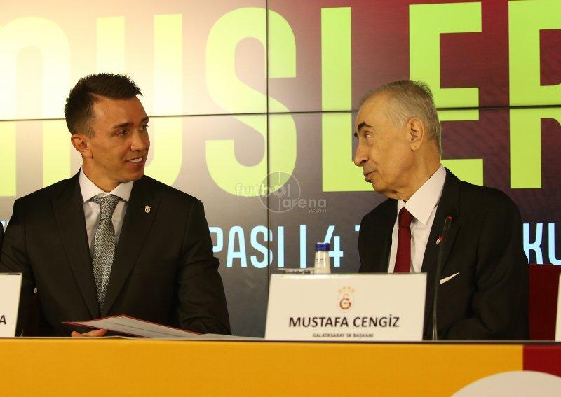 'Galatasaray, Muslera'nın sözleşmesini uzattı (16 Mart 2021)