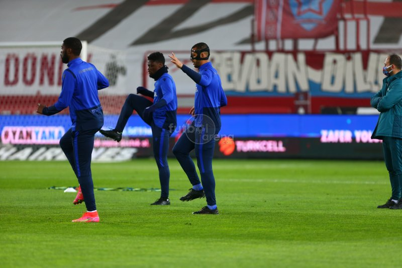 'FutbolArena Trabzonspor - Ankaragücü maçında
