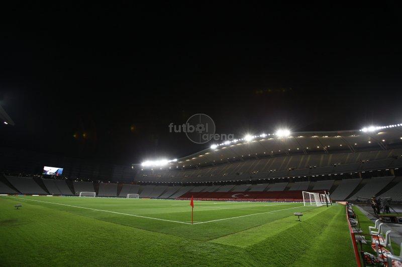 FutbolArena Türkiye - Letonya maçında