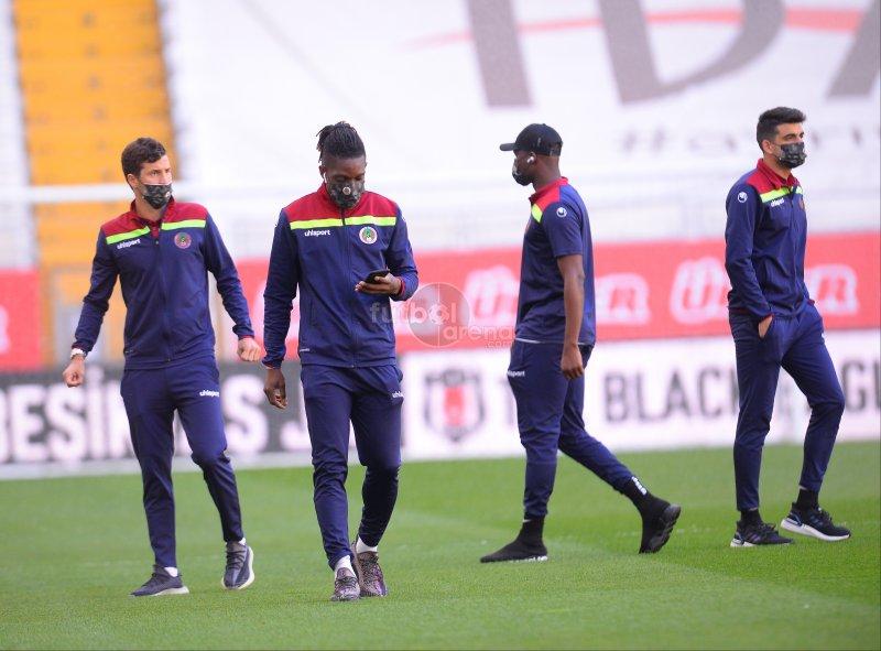 'FutbolArena Beşiktaş - Alanyaspor maçında