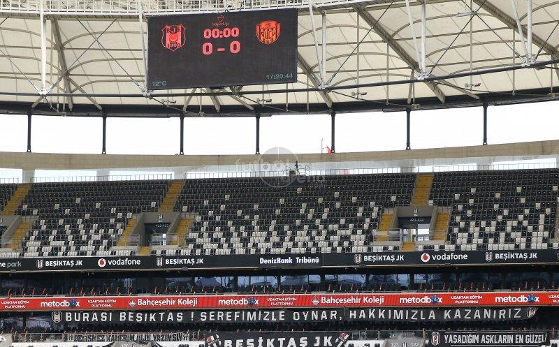 FutbolArena Beşiktaş - Ankaragücü maçında