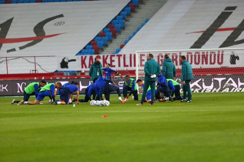 'FutbolArena Trabzonspor - Kayserispor maçında