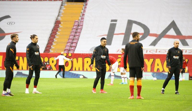 FutbolArena Galatasaray - Fatih Karagümrük maçında
