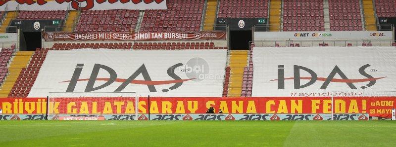 FutbolArena Galatasaray - Trabzonspor maçında