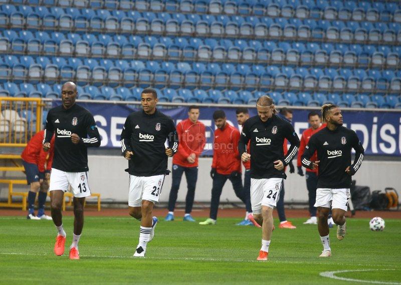 'FutbolArena Kasımpaşa - Beşiktaş maçında