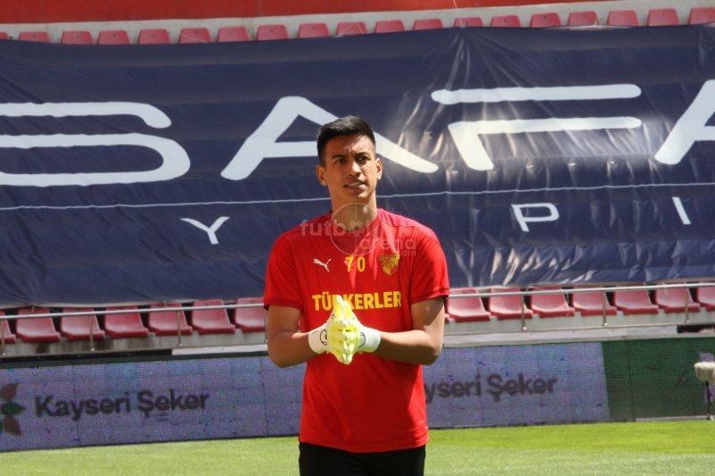 'FutbolArena, Kayserispor - Göztepe maçında (3 Nisan 2021)