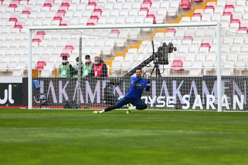 'FutbolArena, Sivasspor - Trabzonspor maçında (3 Nisan 2021)