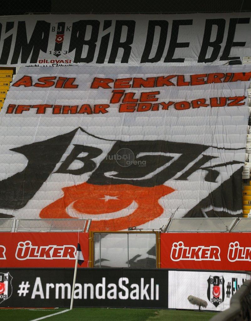FutbolArena Beşiktaş - Hatayspor maçında