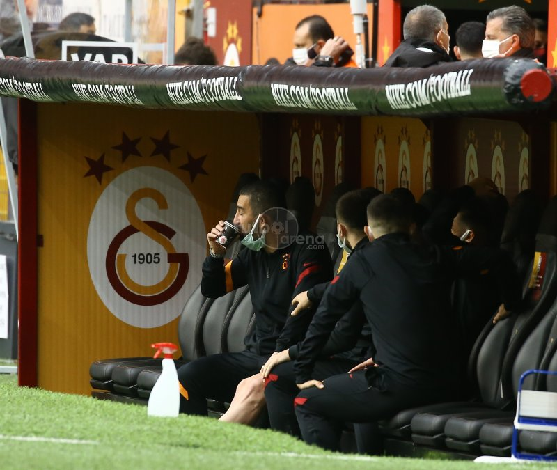 FutbolArena Galatasaray - Beşiktaş derbisinde