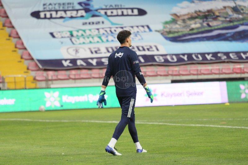 FutbolArena, Kayserispor-Fenerbahçe maçında