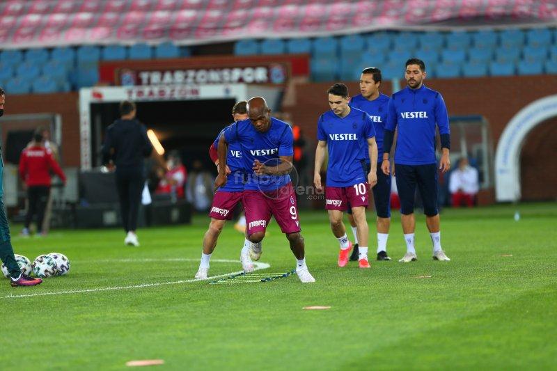 FutbolArena, Trabzonspor-Antalyaspor maçında