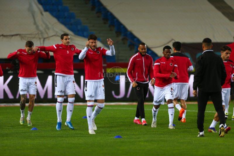 FutbolArena, Trabzonspor - Gençlerbirliği maçında