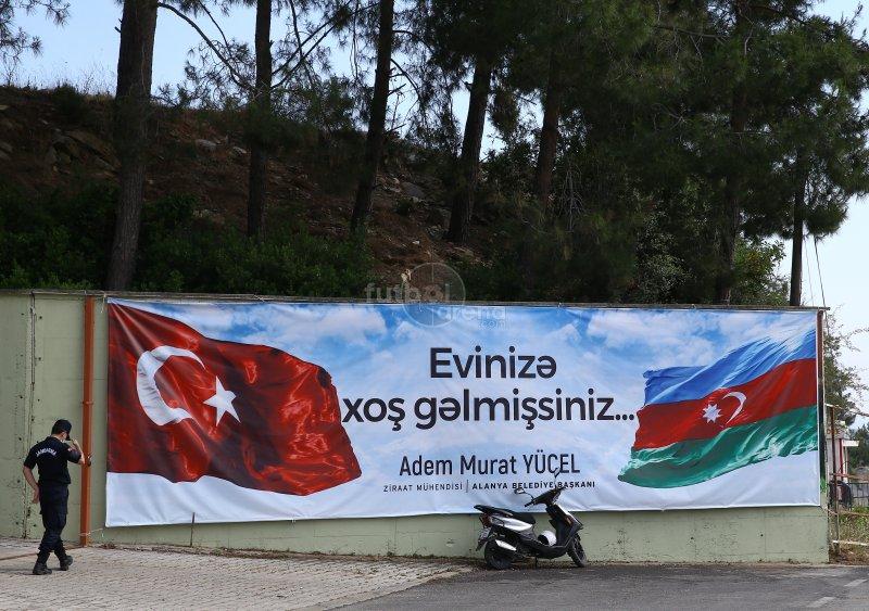 'FutbolArena Türkiye Azerbaycan maçında