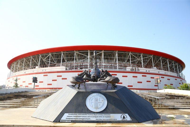FutbolArena Türkiye - Gine maçında