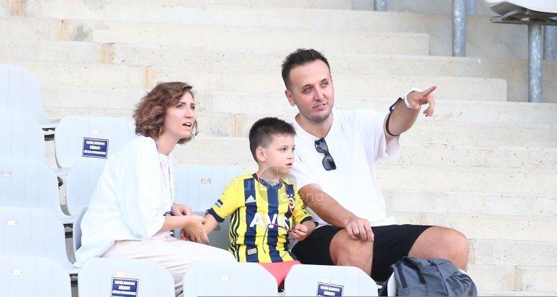 FutbolArena Fenerbahçe - Greuther Furth maçında