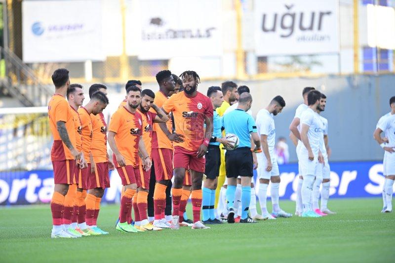 Galatasaray - Kasımpaşa hazırlık maçı