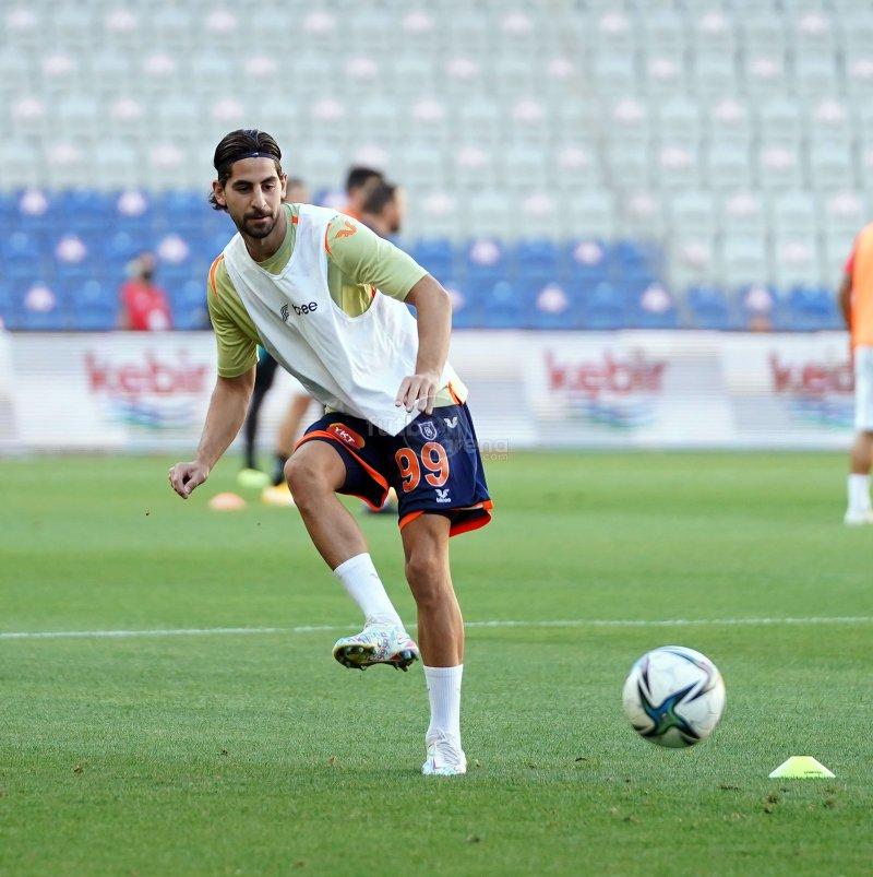 FutbolArena Başakşehir - Alanyaspor maçında