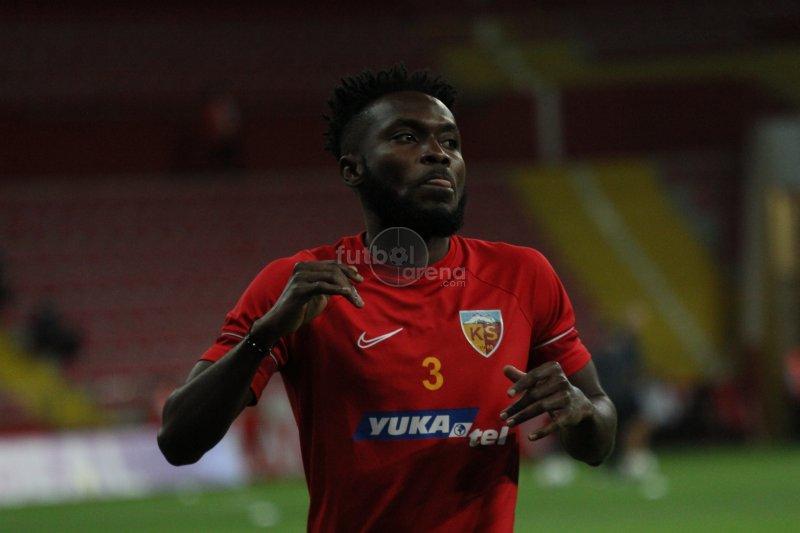 FutbolArena Kayserispor - Adana Demirspor maçında