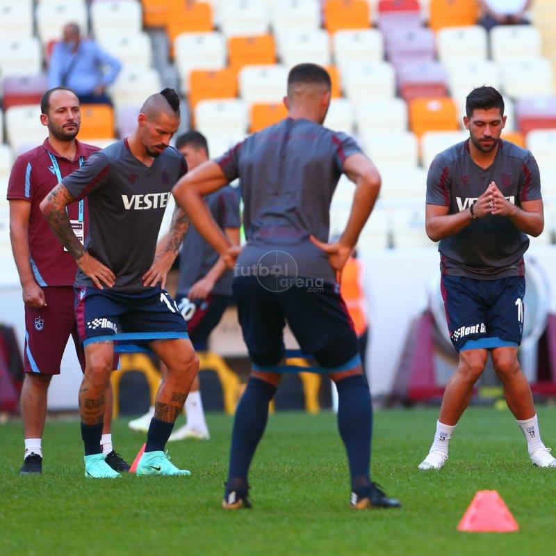 'FutbolArena Yeni Malatyaspor - Trabzonspor maçında