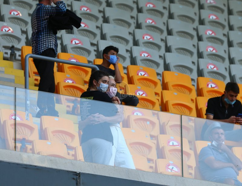 FutbolArena Başakşehir - Fenerbahçe maçında