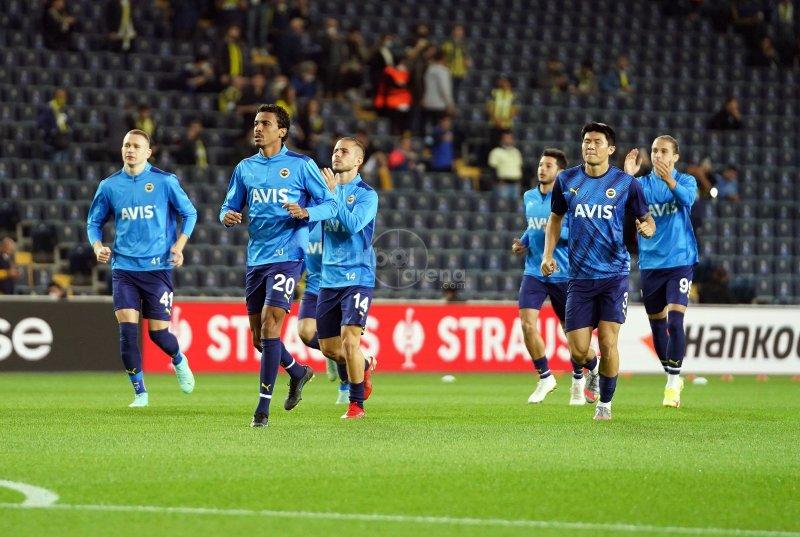 'FutbolArena Fenerbahçe - Olympiakos maçında
