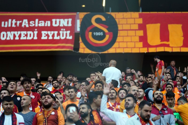 FutbolArena Galatasaray - Göztepe maçında