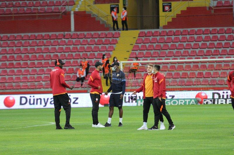 FutbolArena Kayserispor - Galatasaray maçında