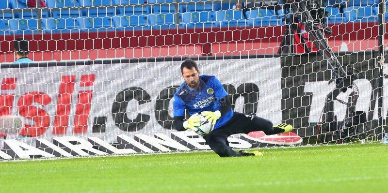 FutbolArena Trabzonspor - Alanyaspor maçında