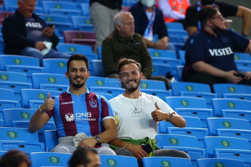 FutbolArena Trabzonspor - Galatasaray maçında