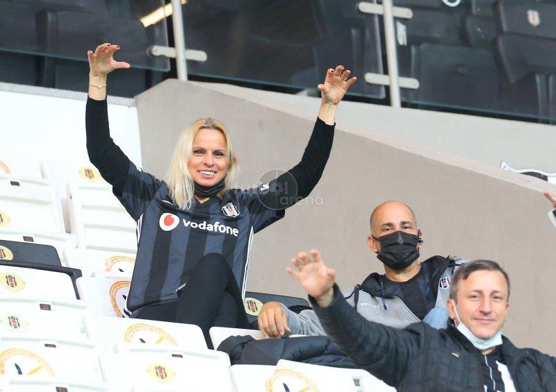 'FutbolArena Beşiktaş - Sivasspor maçında