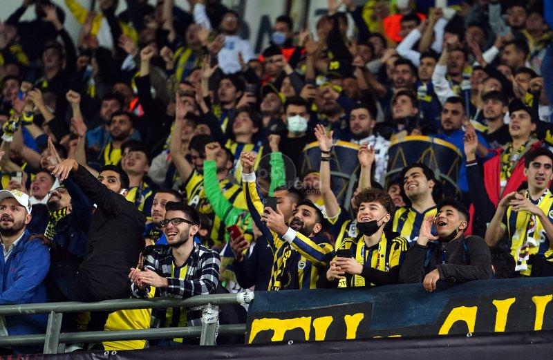 FutbolArena Fenerbahçe - Antwerp maçında