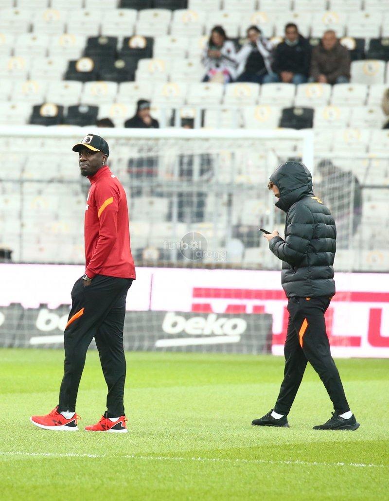 FutbolArena Beşiktaş - Galatasaray derbisinde