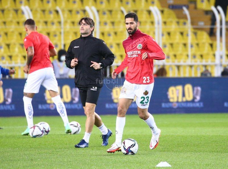 FutbolArena Fenerbahçe - Alanyaspor maçında