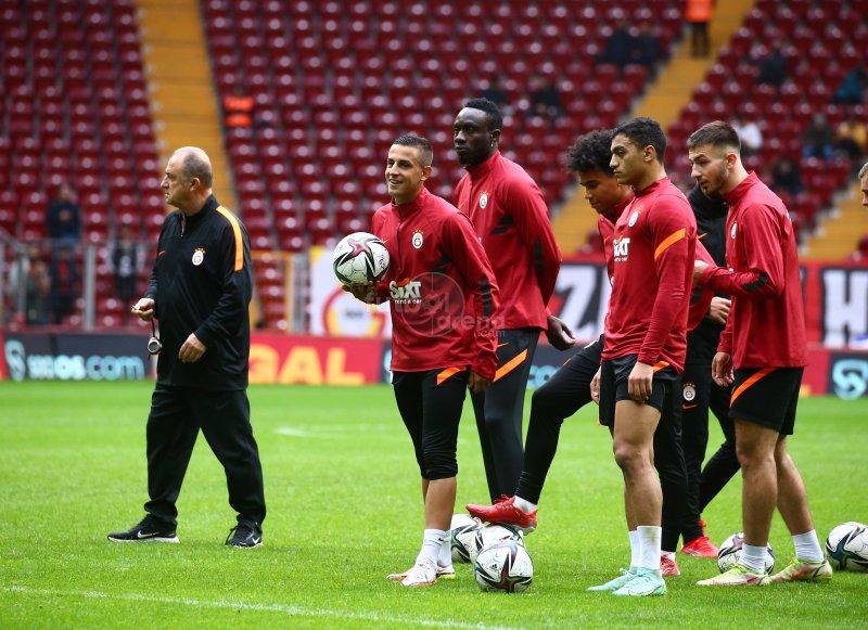FutbolArena, Galatasaray idmanında (24 Ekim)