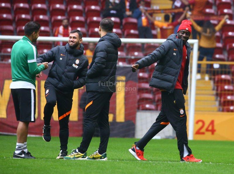 FutbolArena Galatasaray - Konyaspor maçında