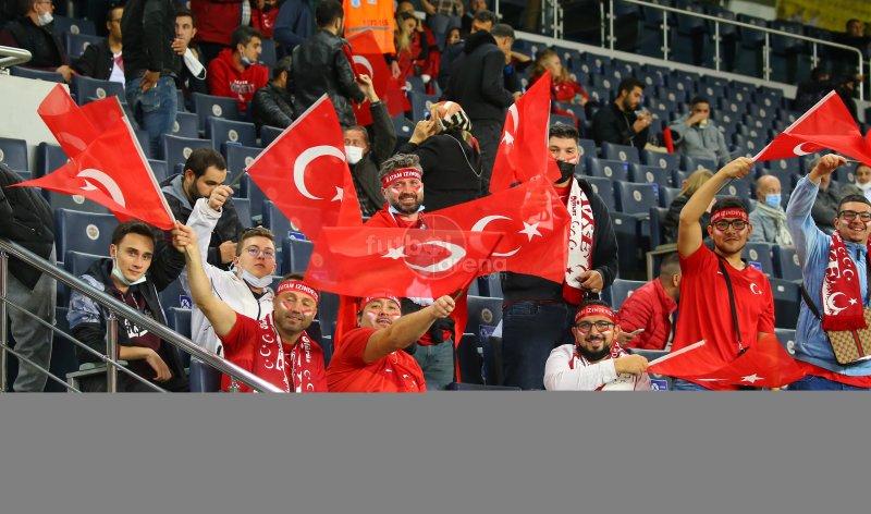 FutbolArena Türkiye - Norveç maçında