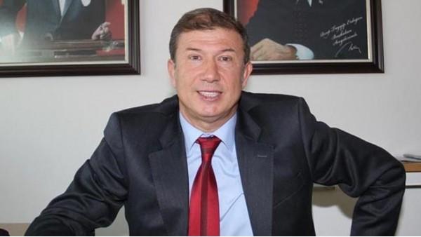 Tanju Çolak'tan Futbol Federasyonuna eleştiri
