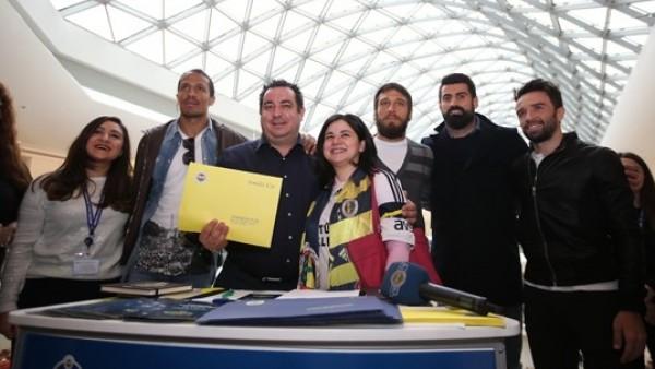 Fenerbahçe'de 'Hedef 1 Milyon Üye' projesi