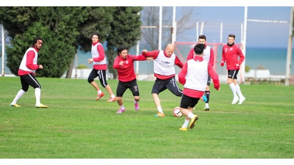 Samsunspor, Karadeniz derbisine hazır