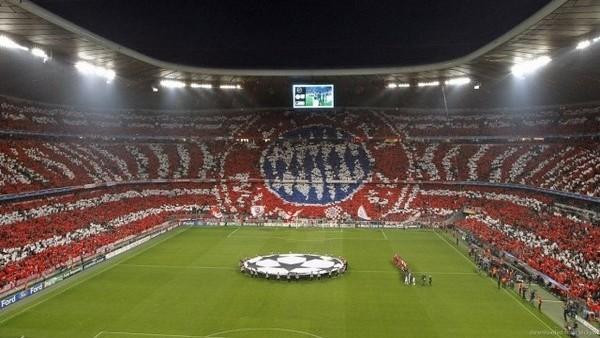 Allianz Arena iyice büyüdü!