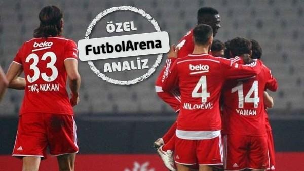 Beşiktaş'ta tam 12 farklı ülkeden oyuncu