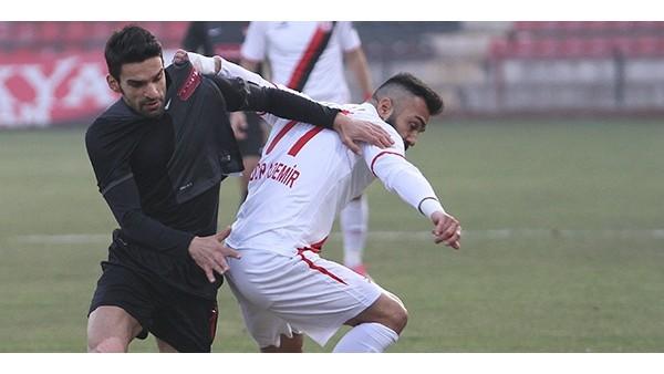 Muhammet Demir, Gaziantepspor'u ipten aldı!