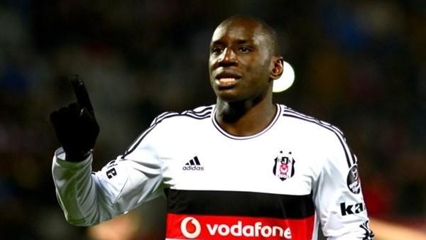 Demba Ba: 'Bana göre maçın adamı Kerim Frei