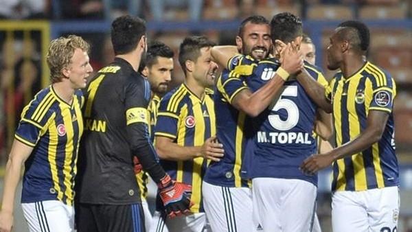 Fenerbahçe, Karabük'te kayıpsız!