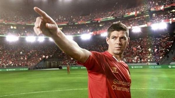 David Moyes'ten, Steven Gerrard'a açık kapı!