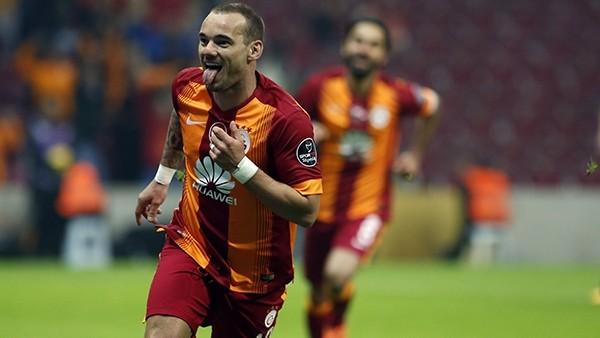 Galatasaray, Rizespor'u rahat yendi