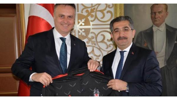 Beşiktaş yeni tesis çalışması için Bolu'da
