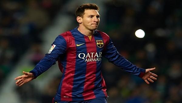 Lionel Messi, 7 sezon üst üste...