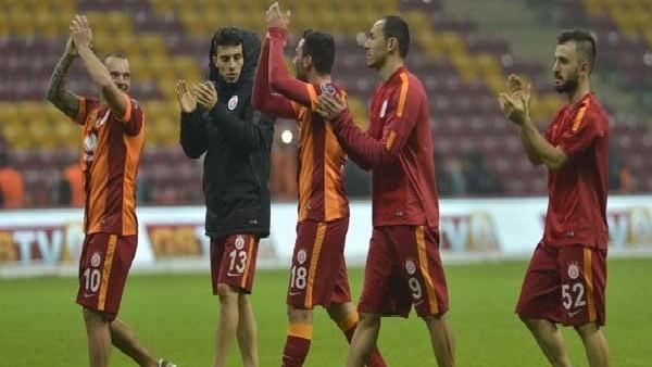Galatasaray'ın Eskişehir kadrosu belli oldu