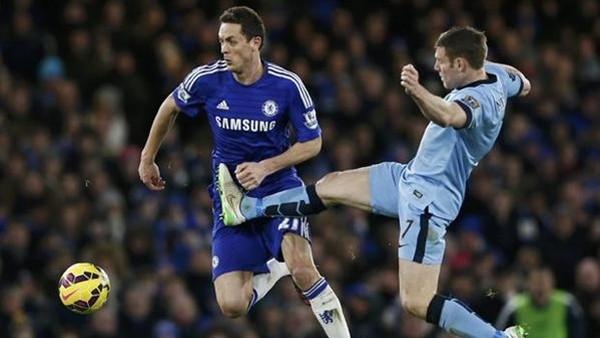 Chelsea, City karşısında puan farkını korudu